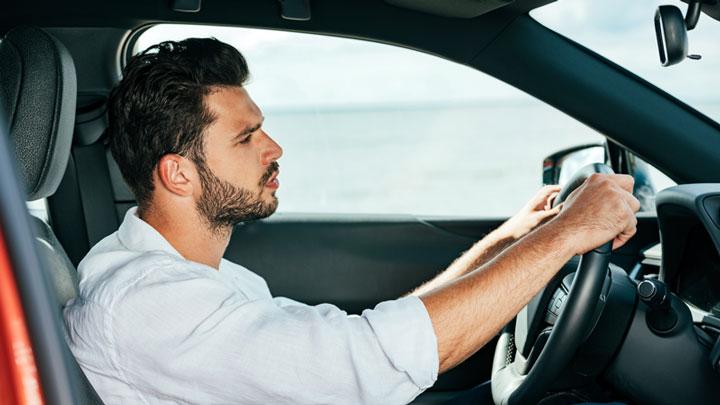 ruido al conducir